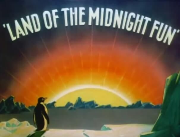 Land of the Midnight Fun